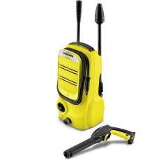 Kärcher K2 Compact pressure washer on a white background
