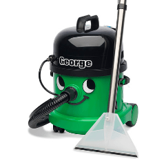 Henry George Wet and Dry Vacuum on white background