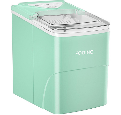 FOOING Ice Maker on white background